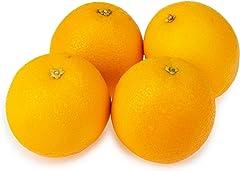 Fresh Orange, Valencia, 4 Pcs