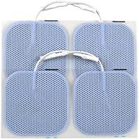TENS Electrode Pads - 5cm Square Axelgaard Blue Electrodes preisvergleich bei billige-tabletten.eu