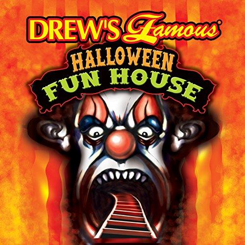 Drew's Famous Halloween Fun House