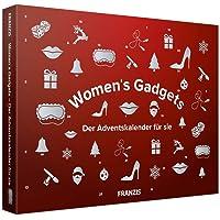 FRANZIS Women's Gadgets 2020: Der Adventskalender für sie | 24 Türchen, die den Alltag erleichtern | Jeder Tag eine…