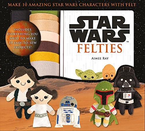 ake 10 Amazing Star Wars Characters with Felt (Star Wars Craft, Band 3) ()
