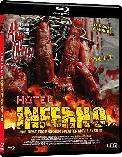 Hotel Inferno - Uncut [Blu-ray]