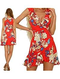 47bd3bb32ea Amazon.es  ES - Vestidos   Mujer  Ropa