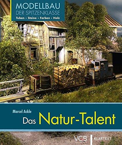 Das Natur-Talent: Modellbau der Spitzenklasse