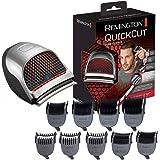 Remington Quick Cut hårklippare, rostfritt stålblad, ergonomisk design, litiumbatteri med upp till 40 min användningstid, sla