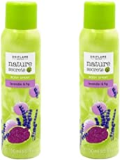 Oriflame Body Spray Lavender and Fig Combo 30852-2