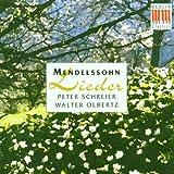 Mendelssohn:Lieder [Import USA]
