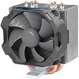 ARCTIC Freezer 12 CO – Ventilatore Tower CPU Compatto Semi Passivo Operatività Continuata | 92 mm PWM Fan | AMD AM4 Intel 115x CPU | Fino a 130 W TDP