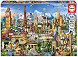 Educa 17697 2000 Symbole Von Europa