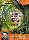 La Vie secrète des arbres - Livre audio 1CD MP3