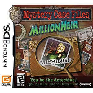 Mystery Case Files: Millionheir [UK Import]