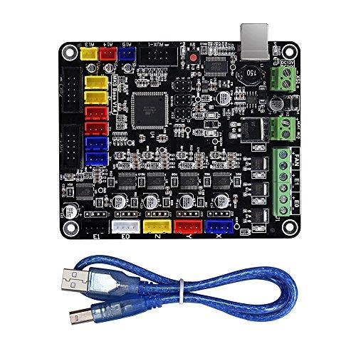 kingprint 3D Controller Board MKS Boden V1.4RepRap RAMPEN 1.4Für 3D Drucker