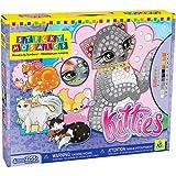 Orb Factory 73053 - Sticky Mosaics Kitties, Lern und Experimentierspielzeug