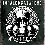 Songtexte von Impaled Nazarene - Manifest