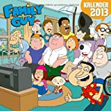 Family Guy Wandkalender 2013