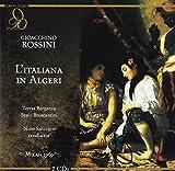 Rossini : L'Italiana in Algeri. Sanzogno, Berganza