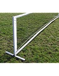 Fußballtennis Set Allround Club - 4,50 Meter - 9 Meter - 120 Meter
