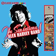 The Sensational Alex Harvey Band / 5 Classic Albums