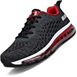 Men Women Running Shoes Air Cushion Sports Trainers Breathable Lightweight Sneakers for Walking Gym Jogging Fitness Athletic