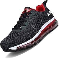 Mabove Herren Damen Laufschuhe Turnschuhe Sportschuhe Straßenlaufschuhe Sneaker Atmungsaktiv Trainer für Running Fitness…