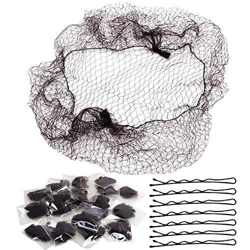 30pcs Chignon Filets à Cheveux E...