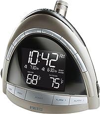 Homedics SS-5010 Soundspa Premier Am/Fm Clock Radio