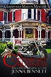 A Cutthroat Business (Savannah Martin #1) by Jenna Bennett