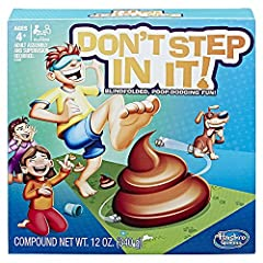 Idea Regalo - Hasbro Gaming E2489102Don' t step in it