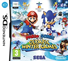 Mario & Sonic at the Olympic Winter Games [Pegi]
