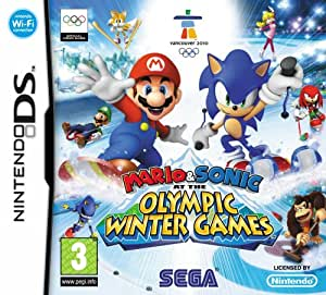 Mario & Sonic at the Olympic Winter Games (Nintendo DS)
