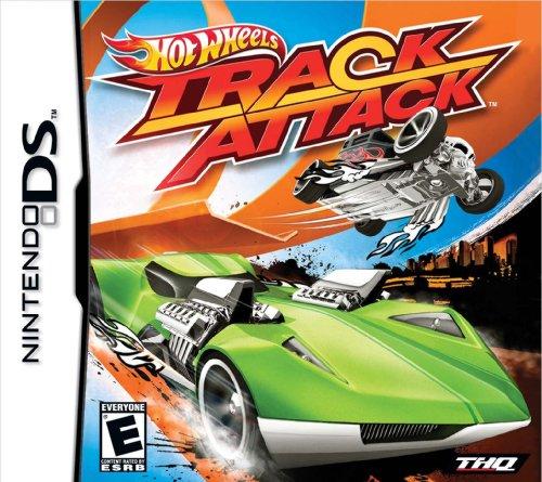 Hot Wheels Track Attack (Nintendo DS) (NTSC)