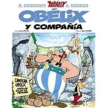 Obelix y compañía (Castellano - A Partir De 10 Años - Astérix - La Colección Clásica, Band 23)