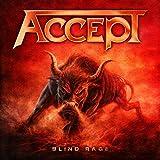 Accept: Blind Rage [Vinyl LP] (Vinyl)