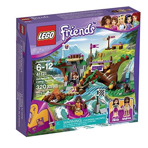LEGO Friends Adventure Camp Rafting 41121 by LEGO