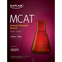 MCAT General Chemistry Review 2021-2022 (Kaplan Test Prep) (English Edition)