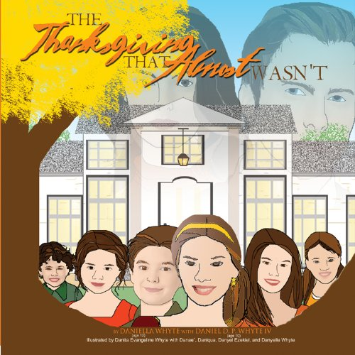 The Thanksgiving that Almost Wasn't book cover