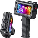 """BENTSAI Imprimante à Jet D'encre Portable (BT-HH6105B2), Imprimante Portable avec écran tactile 4,3"""", Imprimante à Jet D'encr"""