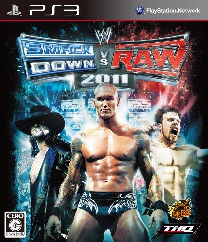 WWE Smackdown vs Raw 2011[Japanische Importspiele] (Vs 2011 Wwe Raw)