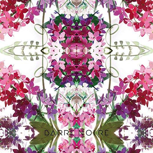 Apple iPhone 4 Housse Étui Silicone Coque Protection Fleurs Motif floral Fleurs CasDur anthracite clair