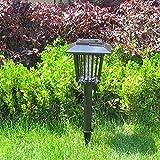 YOSA UE 2016 design elegante 3 in 1 anti-zanzare elettrico Accent Kill Bugs modalità 2-Lampada da giardino a LED a energia solare