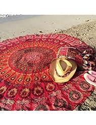WDBS Été Amazon Sun châle / Yoga mats