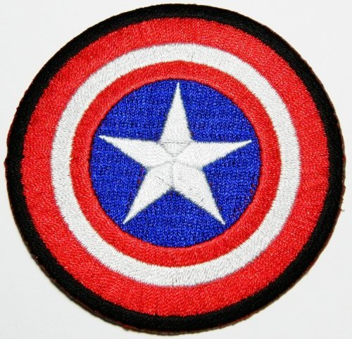 patch by xyz21 Marvel Comics 7 x 7 cm,