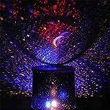 Cool Bright Sky Star Master LED Night Light Projector Lamp Random Color