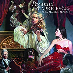 Paganini: 24 Caprices Op.1