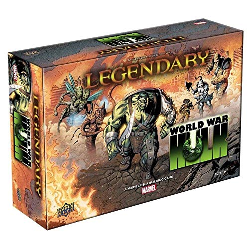 Marvel Legendary: World War Hulk ExpansionMarvel Legendary: World War Hulk Expansion -