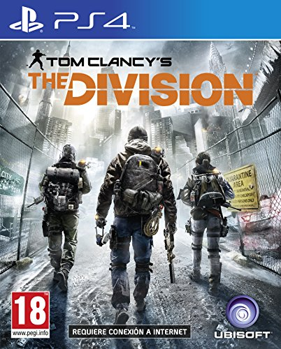 The Division videojuejuego PlayStation 4