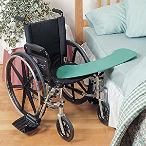 "Days Curved Transfer Board for Wheelchair Users, Reinforced Plastic Slide Board, 27 5/8"" Long & Strong Slider Board with 336 lbs Weight Capacity, Transferring Board for Limited Mobility & Wheelchairs"
