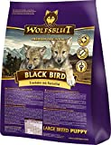 Wolfsblut | Black Bird Puppy Large | 15 kg