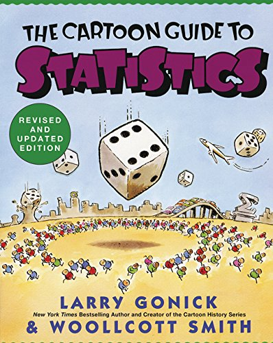 Cartoon Guide to Statistics (Cartoon Guide Series) por Larry Gonick
