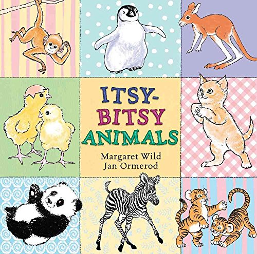 [(Itsy Bitsy Animals)] [By (author) Margaret Wild ] published on (October, 2012)